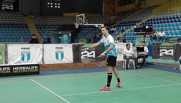 Kevin Cordón está listo para representar Guatemala en Brasil