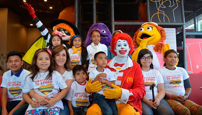 McDonald's celebra el 19º McDía Feliz