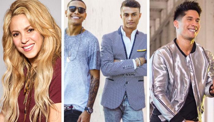 Los últimos lanzamientos de la música latina que deben estar en tu Playlist