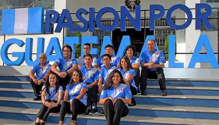 Atletas de boliche juvenil listos para representar a Guatemala en Centro América y el Caribe