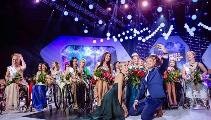 """""""Miss Mundo en silla de ruedas"""" está acabando con los estereotipos"""
