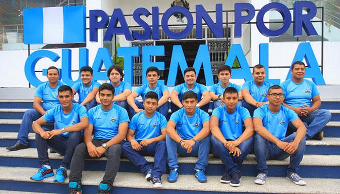 Jóvenes atletas listos para representar a Guatemala en Croacia y Costa Rica