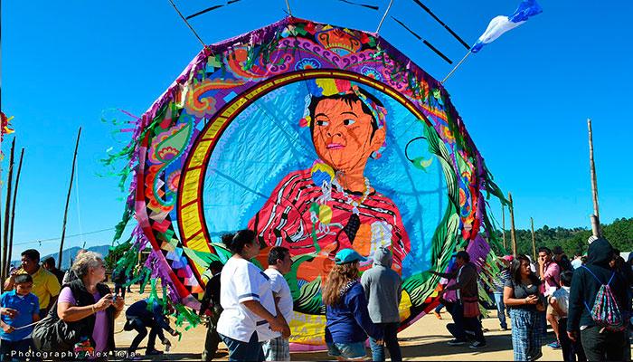 Conoce la magia de los Barriletes Gigantes de Santiago Sacatepéquez este 1 de noviembre