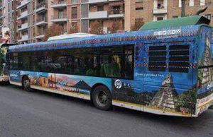 Lugares turísticos de Guatemala son mostrados en la cuidad de Milán, Italia