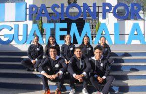 Guatemala presente en la Copa del Mundo Juvenil de Espada San Salvador 2017