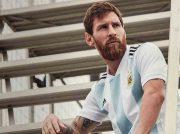 Argentina se viste para Rusia 2018