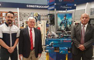 Master Tool Bosch beneficia a alumnos de Fundación Kinal