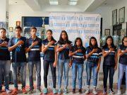 Atletas listos para La Copa Continental de Triatlón, Santo Domingo 2017