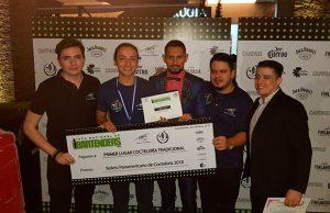 Copa Bartenders 2017 un reto que desafía la creatividad y el talento