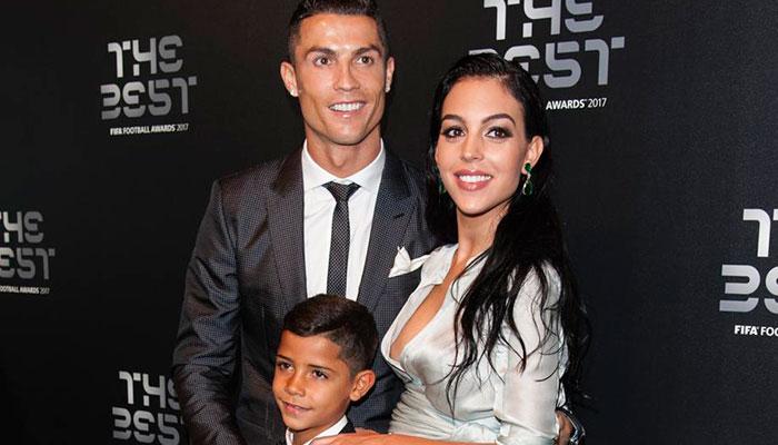 Cristiano Ronaldo se convirtió en padre por cuarta ocasión