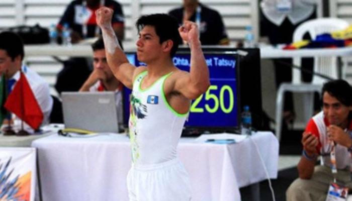 Jorge Vega gana medalla de oro en los Juegos Bolivarianos 2017