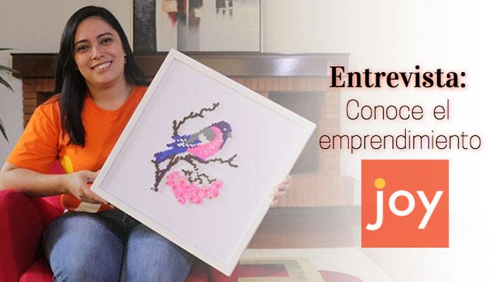"""Entrevista: Conoce el emprendimiento de Bárbara Borrás """"Joy"""", ganadora de Mujeres Emprendedoras 2017"""