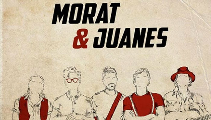 """Morat y Juanes estrenan su nueva canción """"Besos en Guerra"""""""