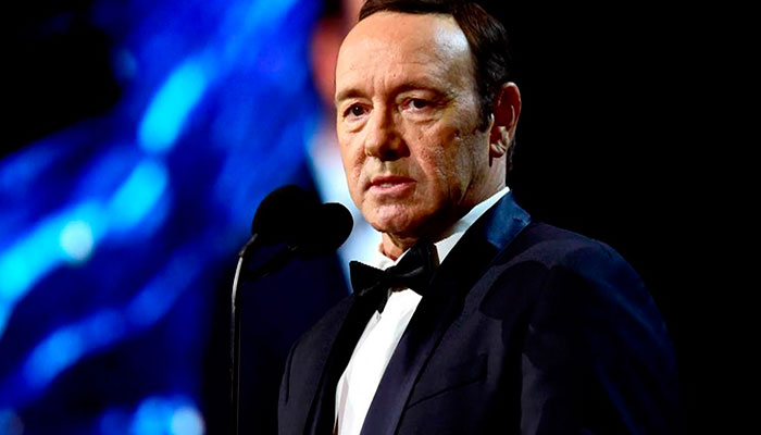 El actor Kevin Spacey enfrenta serias acusaciones de abuso sexual