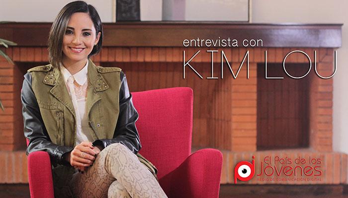 """Entrevista: Kim Lou presenta su nuevo sencillo """"DreamBoy"""""""