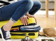 8 consejos esenciales para viajar ligero