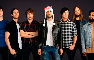 "Maroon 5 estrena su sexto álbum de estudio ""Red Pill Blues"""