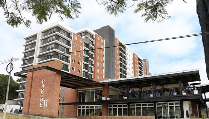 Parque 11, La propuesta de vivienda vertical de Spectrum
