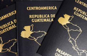 Requisitos para emitir el pasaporte en Guatemala