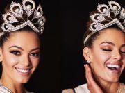 Sudáfrica se corona como la mujer más bella en Miss Universo 2017