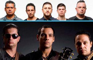 Asiste al concierto de elClubo y Viento en Contra, Diciembre 2017