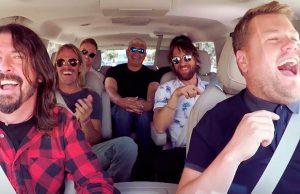 """Los mejores """"Carpool Karaoke"""" que nos dejó el 2017"""