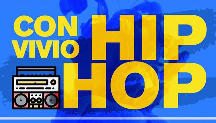 Asiste al convivio de Hip Hop en el Centro Histórico