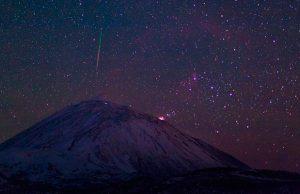 Hoy podrás observar Las Gemínidas, la más grande y espectacular lluvia de estrellas