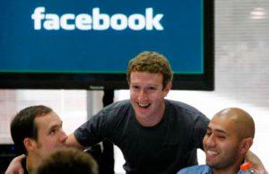 Facebook es seleccionada como la mejor empresa para trabajar