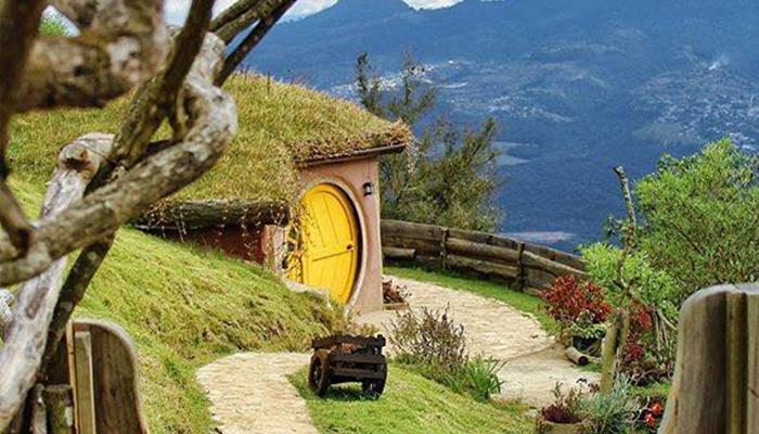 Asiste al Festival de Hobbits en Antigua Guatemala, Diciembre 2017