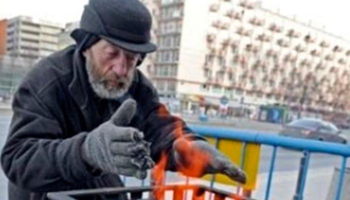 Ayuda a los que más lo necesitan a no pasar frío en esta época de bajas temperaturas