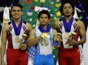 Jorge Vega cierra su temporada en el Centroamericano con la máxima cantidad de medallas
