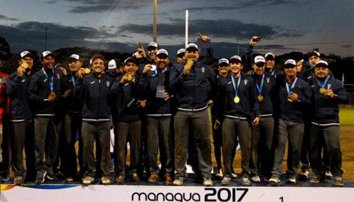 Softbol masculino guatemalteco gana oro en Managua
