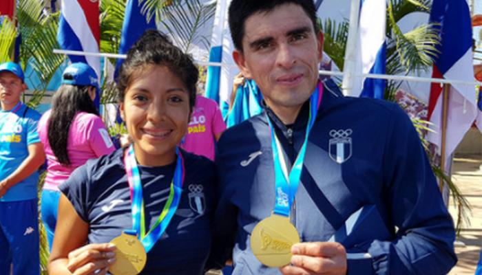 Ciclistas guatemaltecos se coronan como los mejores en prueba de contrareloj