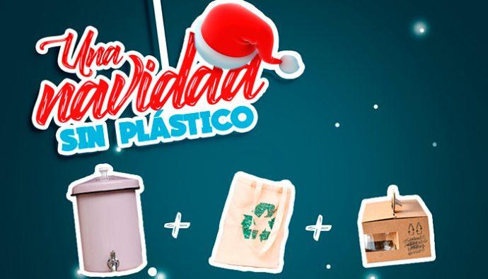 Vive una navidad sin plástico regalando el nuevo Eco Pack
