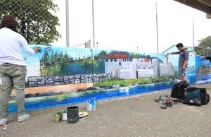 """INGUAT promueve arte y cultura con el proyecto """"Arte turismo, un país con más color"""""""