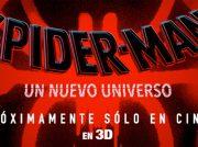 Lanzan trailer de Spider Man: Un Nuevo Universo