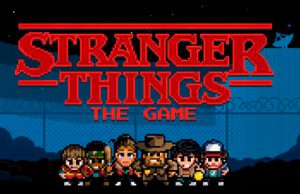 Nuevo juego de Stranger Things para iOS y Android