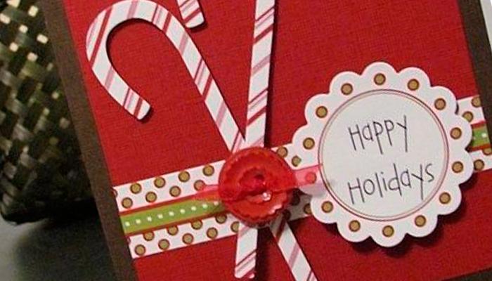 6 estilos de tarjetas navideñas más orginales