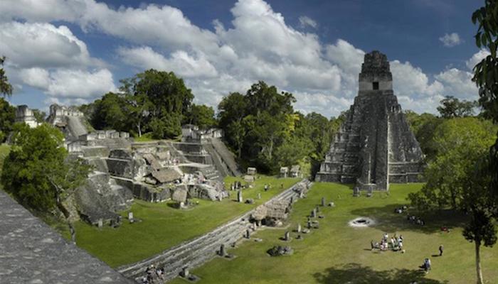 Despide el año con la magia de Tikal, Yaxha, Flores y Remate