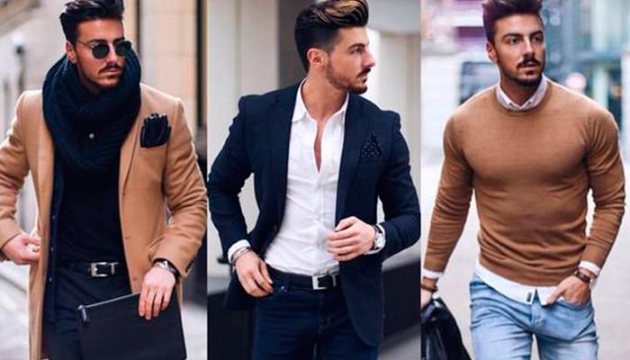 5 look's para caballero para lucir en estas fiestas