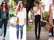 5 looks de chica para vestir en las fiestas de fin de año