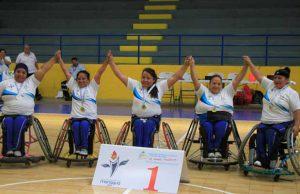 Listado de medallistas Juegos Para Centroamericanos, Managua 2018