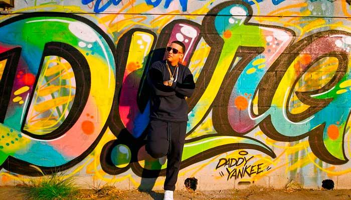 """Daddy Yankee estrena su nueva canción """"Dura"""""""