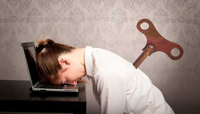 ¿Cómo afrontar y detectar el desgaste profesional?