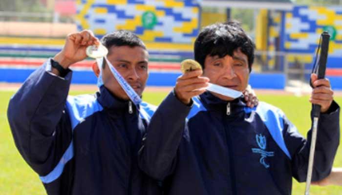 Paratletas guatemaltecos empiezan a conquistar Managua 2018