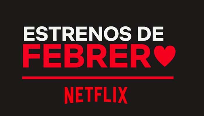 Listado de estrenos en Netflix para febrero 2018