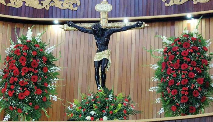Feria Patronal del Cristo Negro en Cuidad de Guatemala