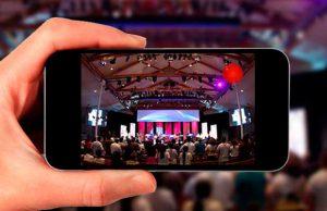 Conversatorio gratis acerca de live streaming en 1001 noches