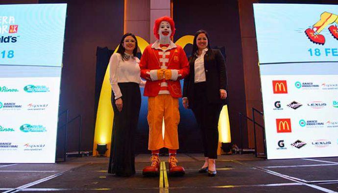 V Carrera Familiar McDonald's promueve una #VidaSaludable